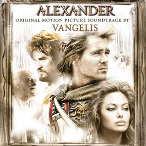 VANGELIS: Alexander (Original Soundtrack) 2LP