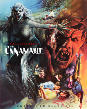 The Unnamable Blu-Ray