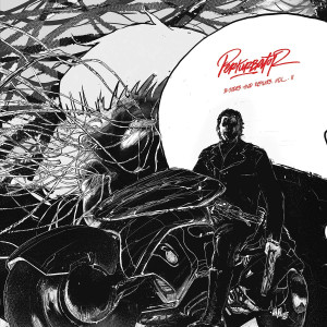 PERTURBATOR: B-Sides And Remixes, Vol. II 2LP