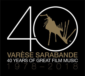 V/A:  Varese Sarabande: 40 Years Of Great Film Music 1978-2018 2LP