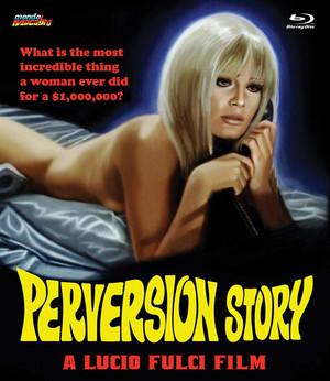 Perversion Story Blu-Ray