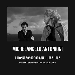 MICHELANGELO ANTONIONI: Colonne Sonore Originali 1957-1962 LP