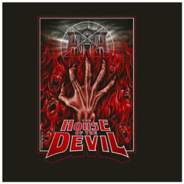 JEFF GRACE The House Of The Devil (Original Score) LP