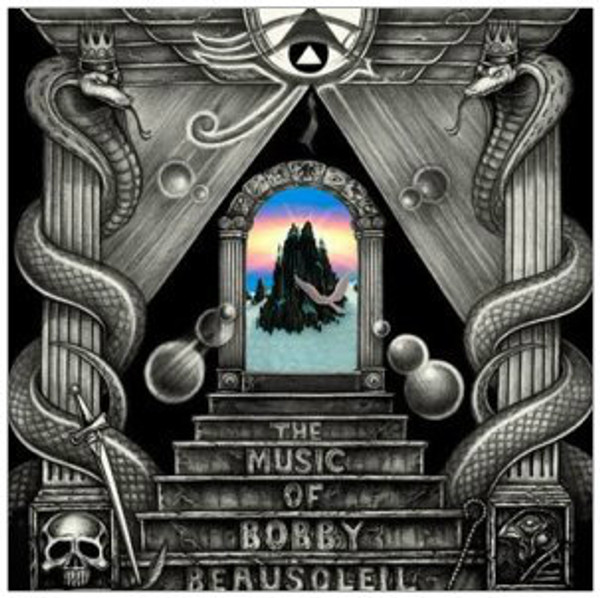 BOBBY BEAUSOLEIL WITH THE FREEDOM ORCHESTRA AND THE MAGICK POWERHOUSE OF OZ Lucifer Rising Suite 4CD