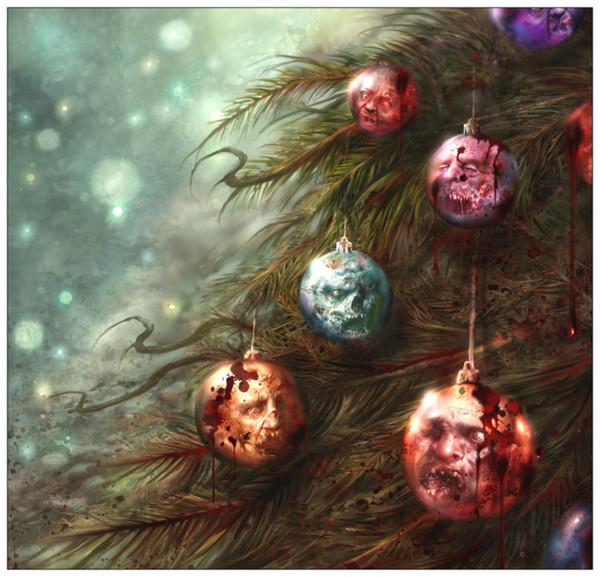 "DON CHRISTENSON / JOEL HARRIS / JULIA HEYWOOD Christmas Evil (you Better Watch Out) 10"""