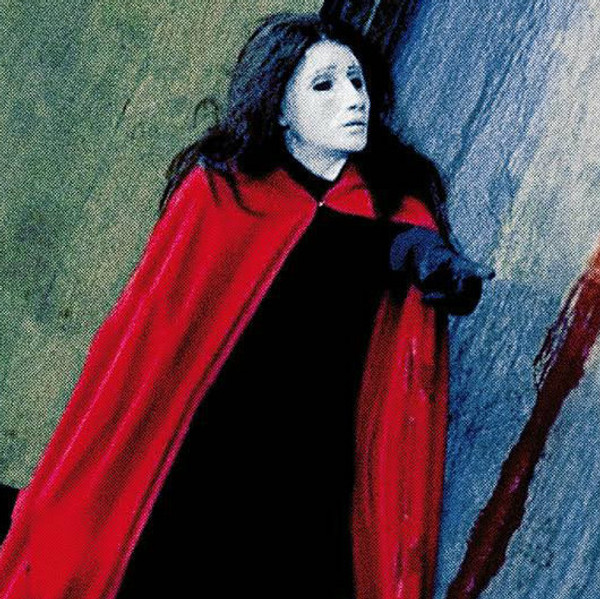 BRUNO NICOLAI La Dama Rossa Uccide 7 Volte (The Red Queen Kills Seven Times) LP