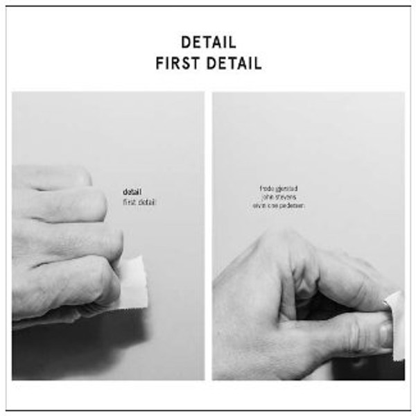 DETAIL: First Detail CD