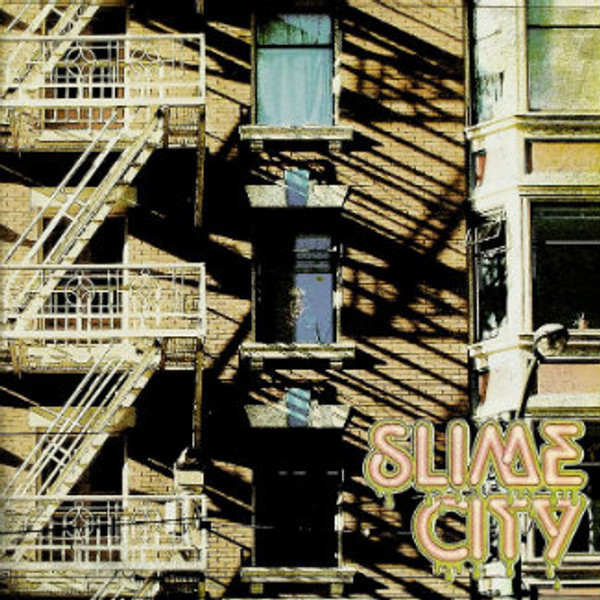 ROBERT TOMARO Slime City (Original Motion Picture Soundtrack) DELUXE LP