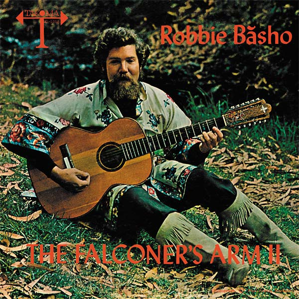 ROBBIE BASHO The Falconer's Arm, Vol. 2 LP