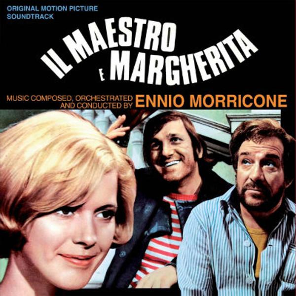 ENNIO MORRICONE Il Maestro E Margherita LP