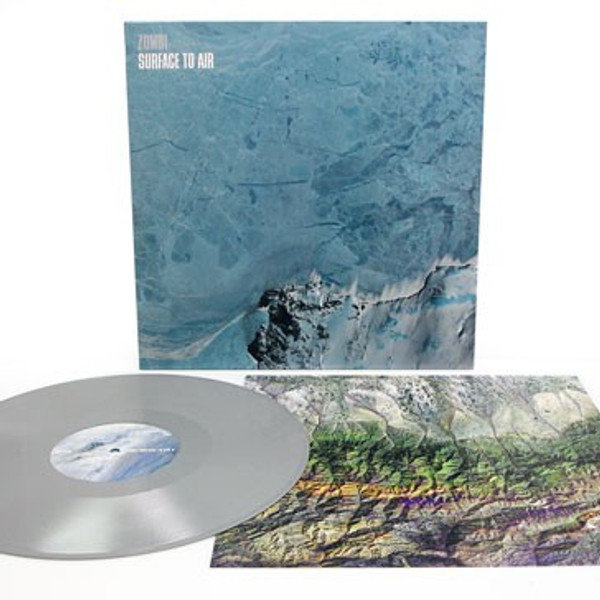 ZOMBI Surface to Air (Grey) LP