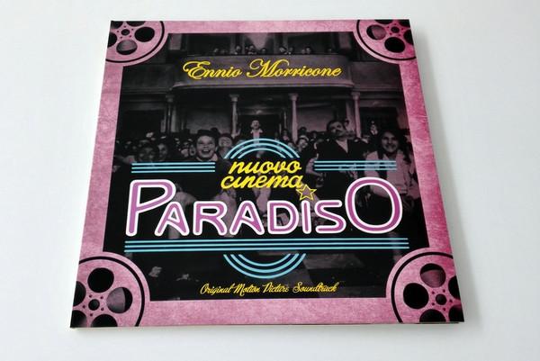 Ennio Morricone Cinema Paradiso LP