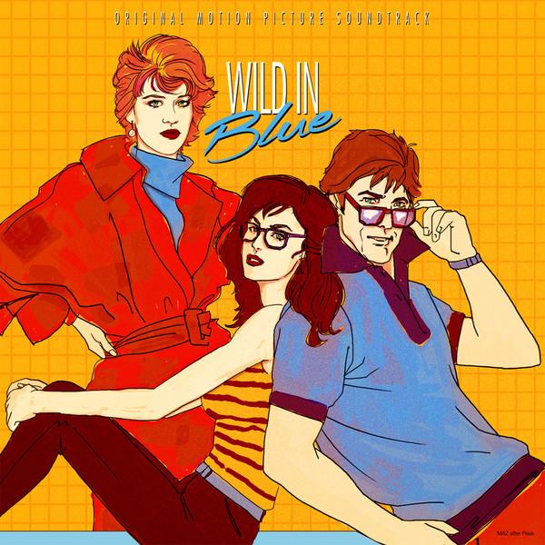 VA Wild In Blue LP