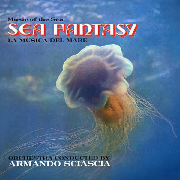 ARMANDO SCIASCIA Sea Fantasy LP