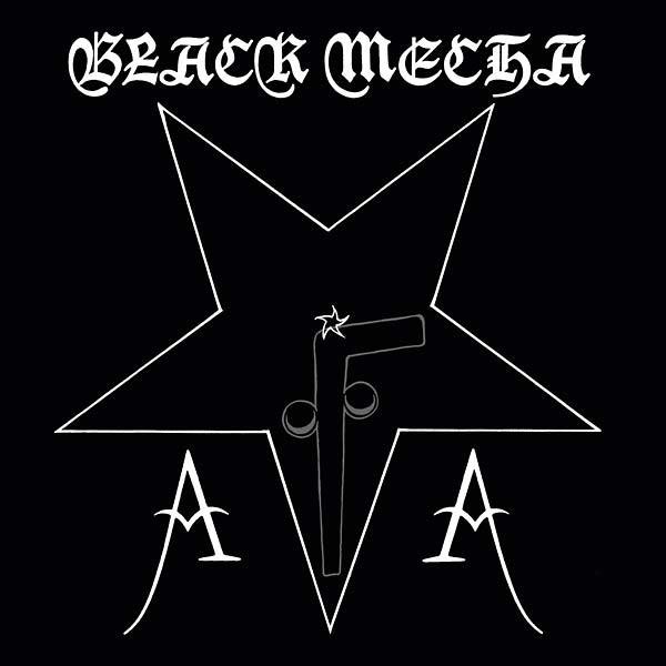 BLACK MECHA AA LP