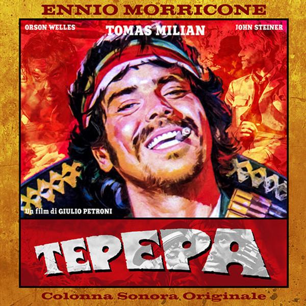 ENNIO MORRICONE Tepepa LP