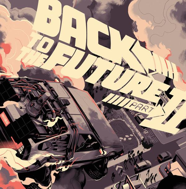 ALAN SILVERSTRI Back To The Future II 2LP