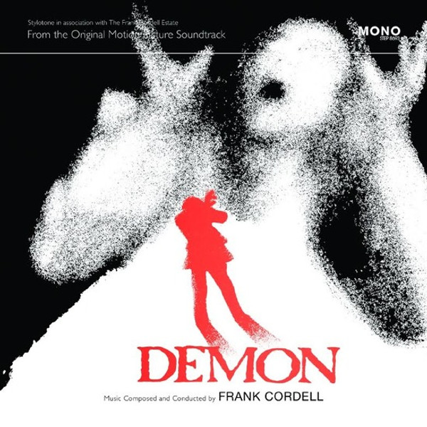 FRANK CORDELL Demon - From The Original Motion Picture Soundtrack 7""
