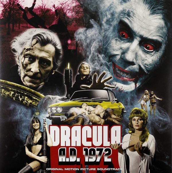 MIKE VICKERS Dracula A.D. 1972 LP