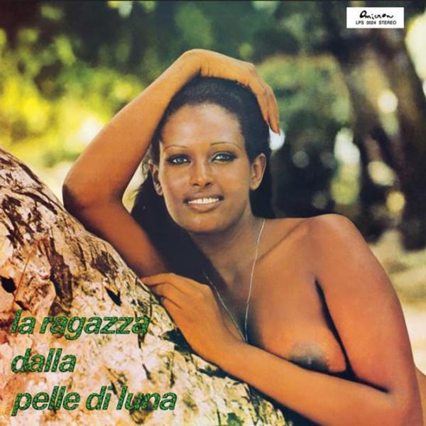 PIERO UMILIANI: La Ragazza dalla Pelle di Luna LP+CD
