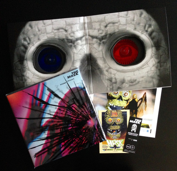 The Mask: Original Soundtrack and Re-Score 2LP