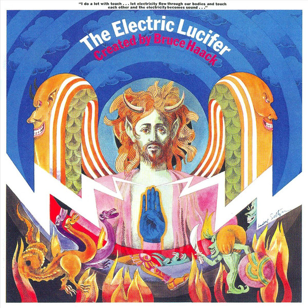 BRUCE HAACK: The Electric Lucifer LP