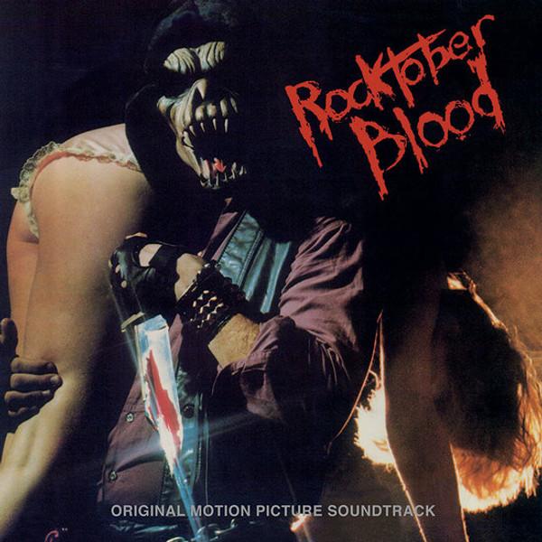 V/A: Rocktober Blood (1984 Original Soundtrack) Cassette