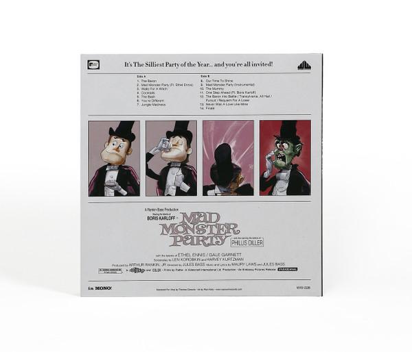 V/A: Mad Monster Party (Original Soundtrack) LP