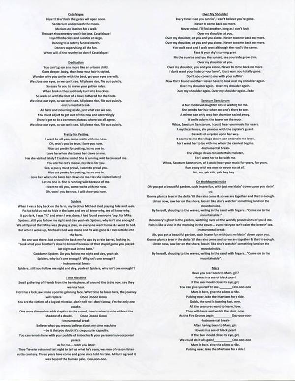 GREYLOCK MANSION: S/T LP