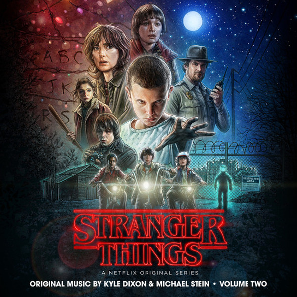 Kyle Dixon & Michael Stein Stranger Things, Vol. 2 (Netflix Original Series Soundtrack) 2LP