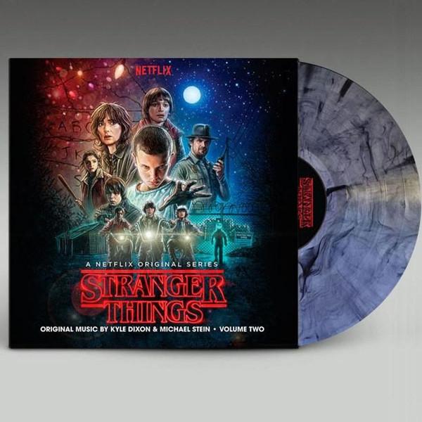 Kyle Dixon & Michael Stein Stranger Things, Vol. 2 (Netflix Original Series Soundtrack) (Salt-n-Peppa) 2LP