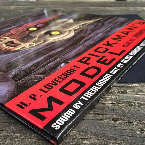 ANDREW LEMAN: H. P. Lovecraft, Pickman's Model LP
