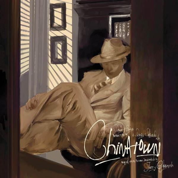 JERRY GOLDSMITH: Chinatown (1974 Original Soundtrack) Black Friday Edition LP