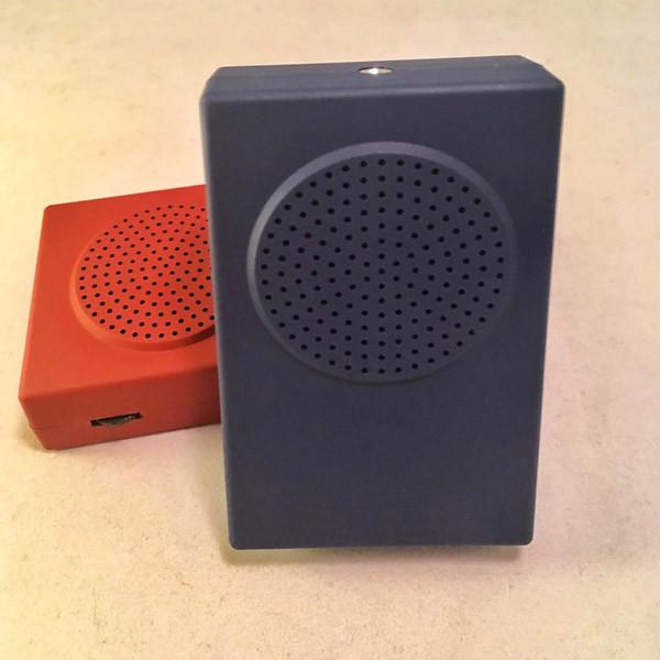 PHILIP GLASS: Buddha Machine - Blue Soundbox
