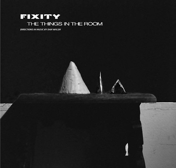 FIXITY: The Things In The Room LP