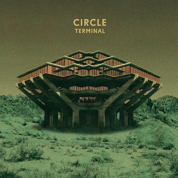 CIRCLE: Terminal (Clear Vinyl) LP