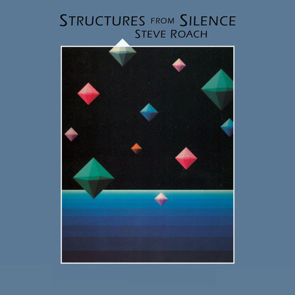 STEVE ROACH: Structures From Silence LP