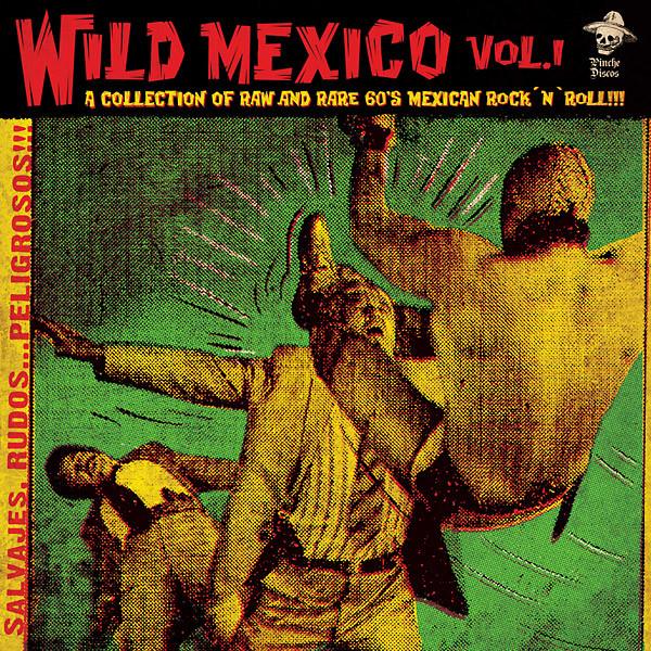 VA: Wild Mexico Vol. 1 LP