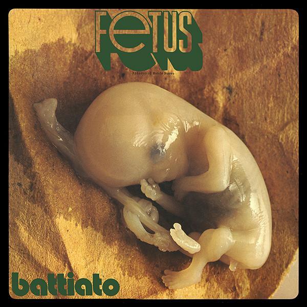 FRANCO BATTIATO: Fetus LP
