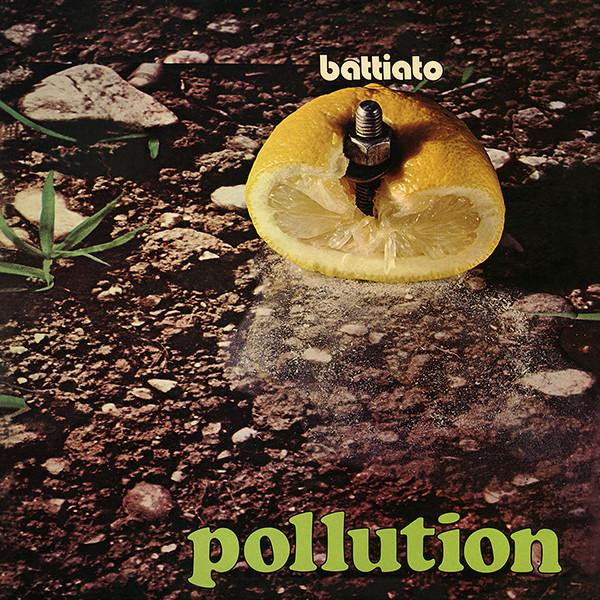 FRANCO BATTIALO: Pollution LP