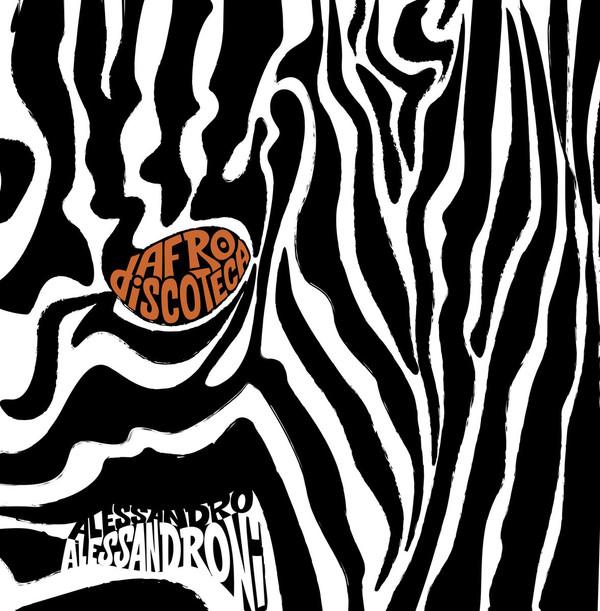 "ALESSANDRO ALESSANDRONI: Afro Discoteca 12"" New Edition"