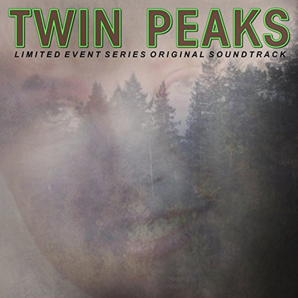 V/A: Twin Peaks: Limited Event Series (2017 Soundtrack) (Color Vinyl) 2LP