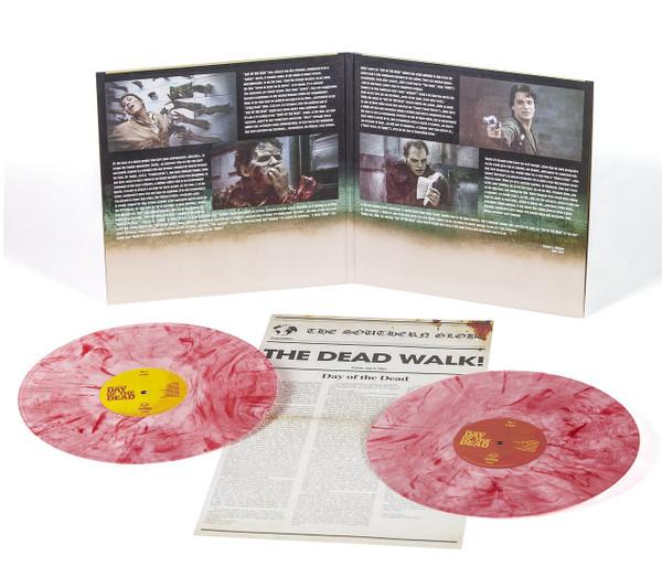 JOHN HARRISON: Day Of The Dead (Original Score) 2LP