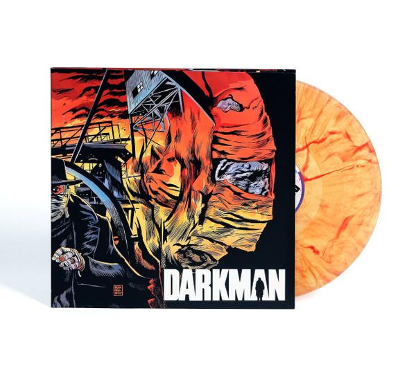 DANNY ELFMAN: Darkman (Original 1990 Motion Picture Score) LP