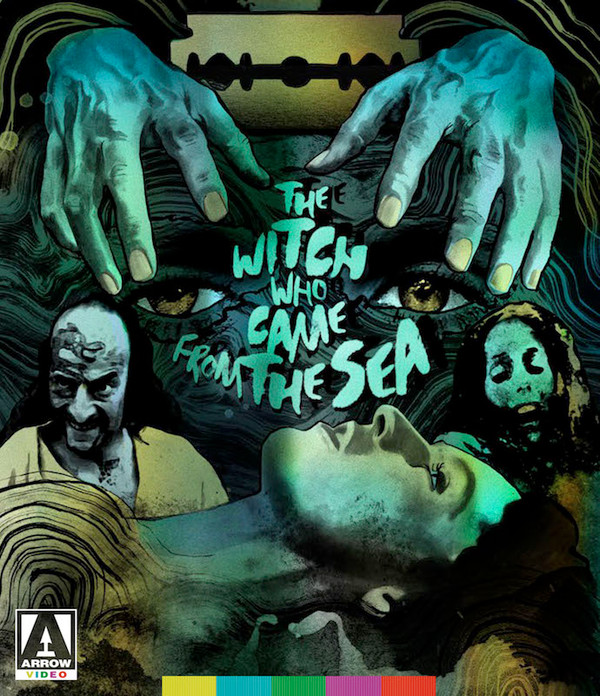 The Witch Who Came From The Sea Blu-Ray