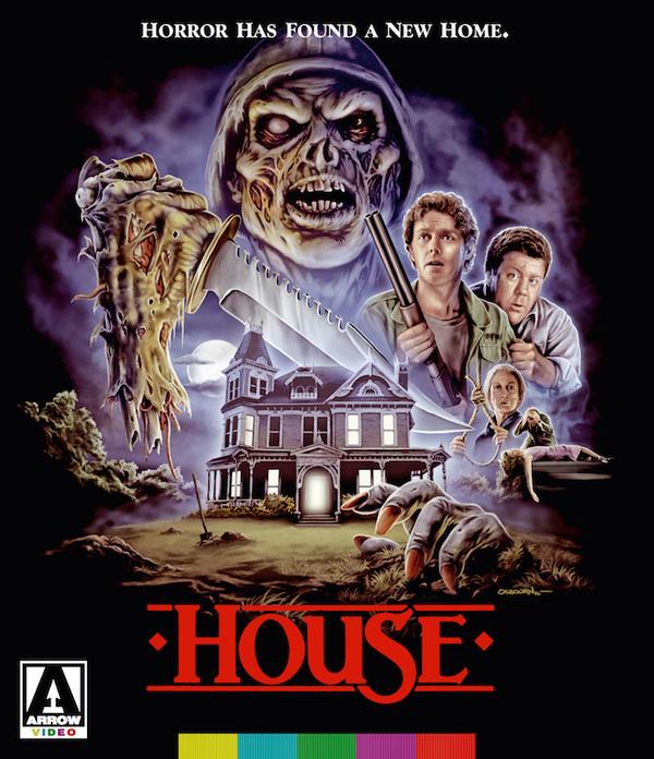 House Blu-Ray