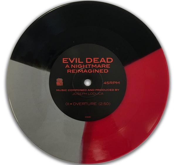 """JOE LODUCA: The Evil Dead - A Nightmare Reimagined 7"""""""
