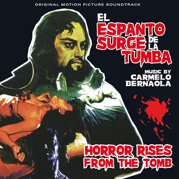 CARMELO BERNAOLA / ALFONSO SANTISEBAN: Horror Rises From The Tomb / The Killer Is One Of Thirteen CD