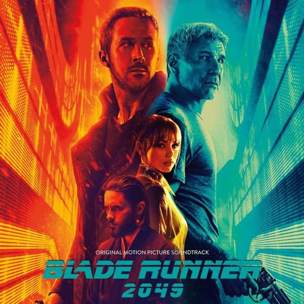 Hans Zimmer & Benjamin Wallfisch Blade Runner 2049 (Soundtrack) 2LP