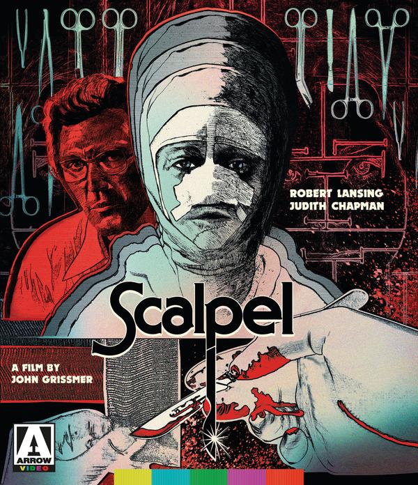 Scalpel Blu-Ray